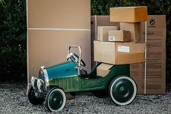 neprebraté balíky